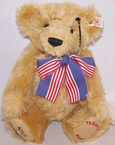 *STEIFF TEDDY BEAR - 2