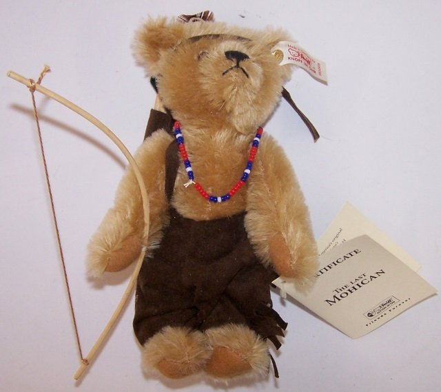 *STEIFF TEDDY BEAR - 4