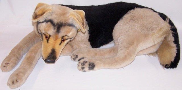 *STEIFF STUDIO DOG