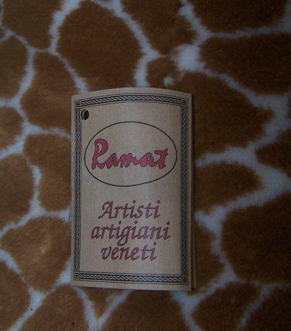 *RAMAT STUDIO STUFFED GIRAFFE - 4