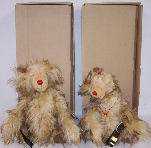 *2 ZWERGNASE COLLECTOR BEARS - 6