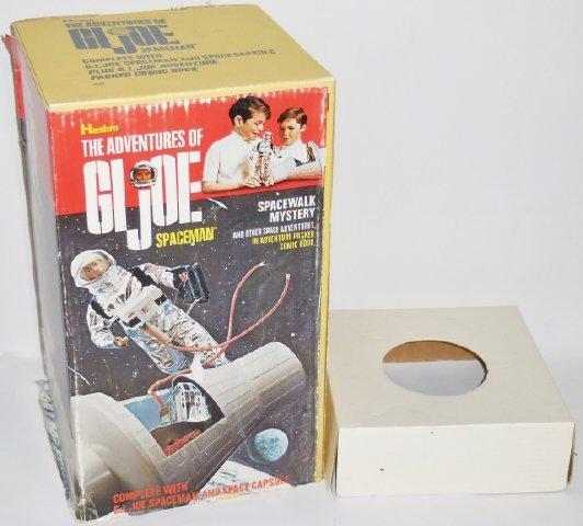 *G.I. JOE SPACE MAN AND SPACE CAPSULE SET - 6