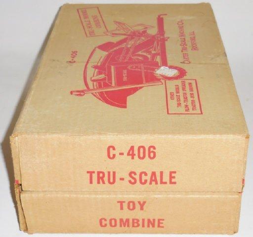 *TRU-SCALE #C-406 TOY COMBINE - 6