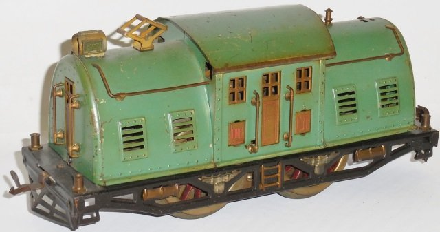 *LIONEL STANDARD GAUGE ELECTRIC LOCOMOTIVE