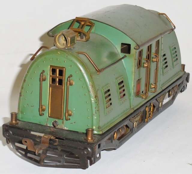 *LIONEL STANDARD GAUGE ELECTRIC LOCOMOTIVE - 2