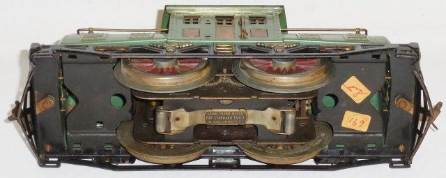*LIONEL STANDARD GAUGE ELECTRIC LOCOMOTIVE - 4