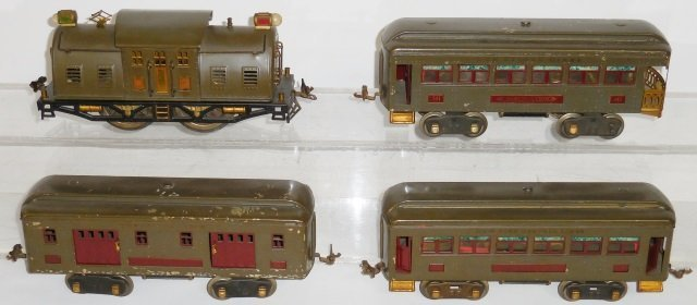 *LIONEL STANDARD GAUGE TRAIN SET