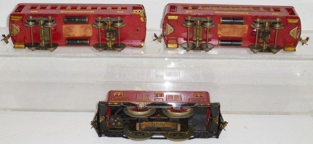 *LIONEL STANDARD GAUGE TRAIN SET - 3