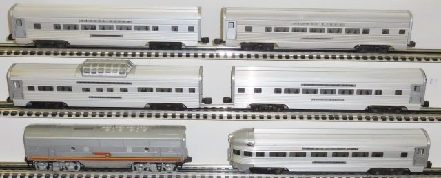 *6 PIECES OF LIONEL O GAUGE ROLLING STOCK - 2
