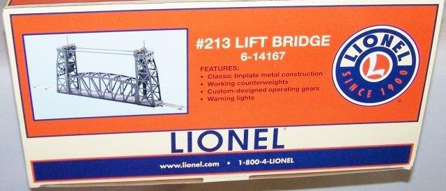 *LIONEL #213 LIFT BRIDGE - 2