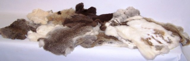 *GROUP OF MISCELLANEOUS PELTS