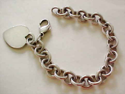 Tiffany & Co. Sterling Bracelet