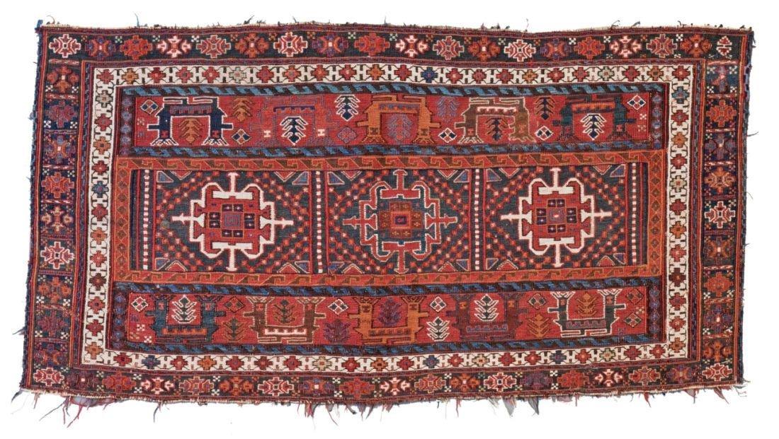 LORI BAKHTIARI SUMAKH PANEL 100 x 50 cm (3ft. 3in. x