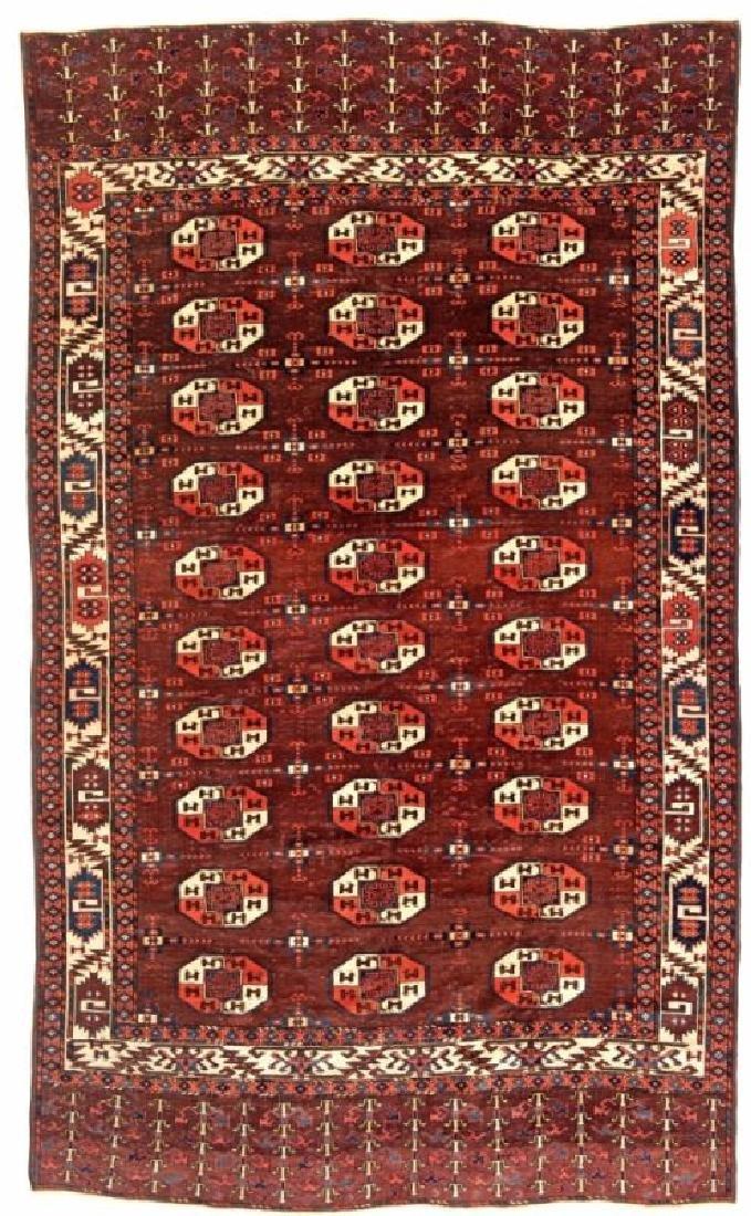 KARADASHLI MAIN CARPET 297 x 176 cm (9ft. 9in. x 5ft.