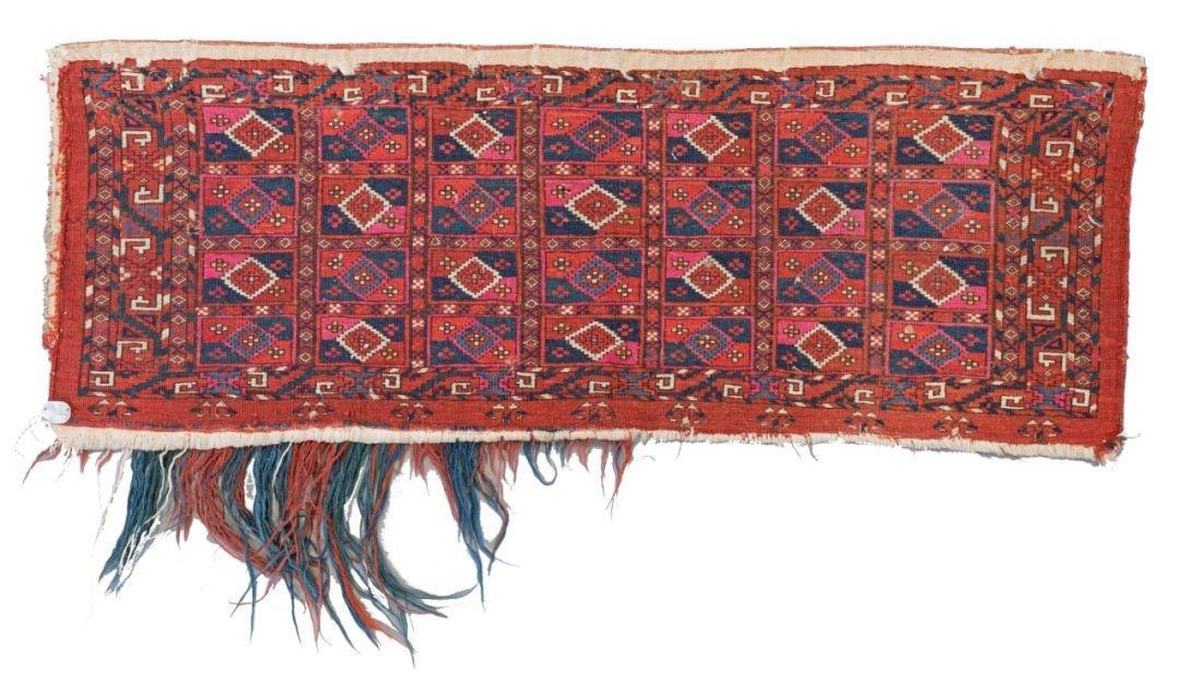 TEKKE TORBA 110 x 38 cm (3ft. 7in. x 1ft. 3in.) - 2