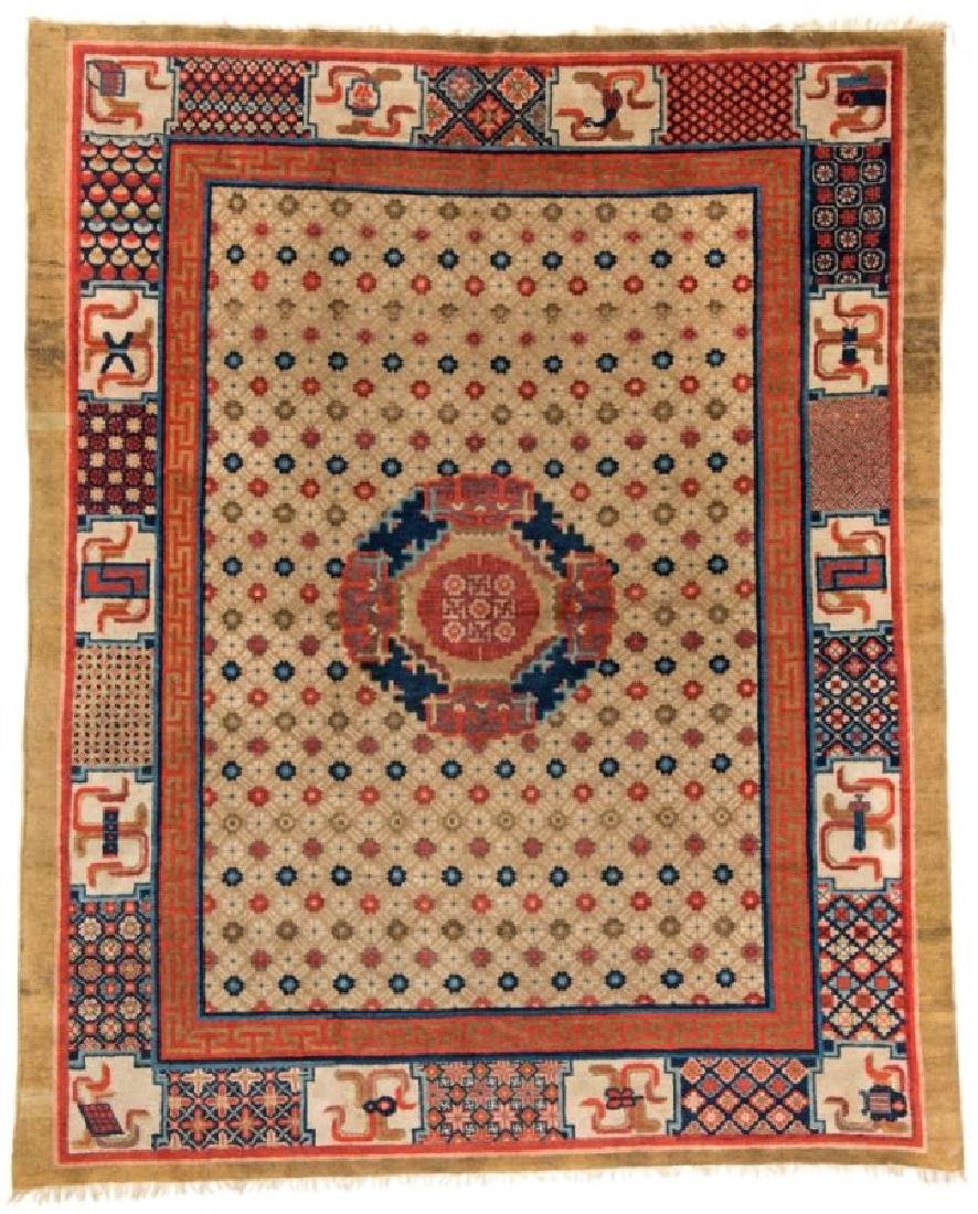 NINGXIA 252 x 202 cm (8ft. 3in. x 6ft. 8in.) China,