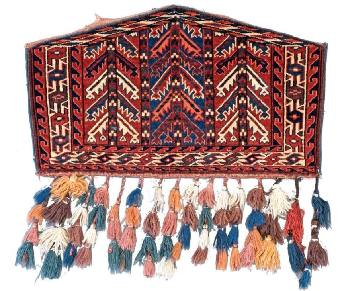 YOMUT ASMALYK 73 x 43 cm (2ft. 5in. x 1ft. 5in.)