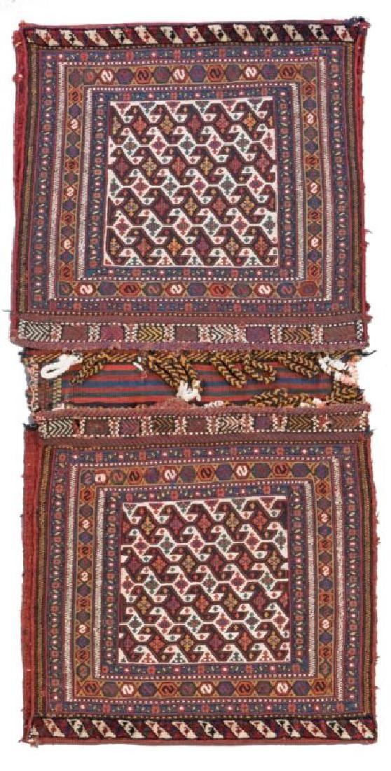 AFSHAR SUMAKH KORJIN 127 x 59 cm (4ft. 2in. x 1ft
