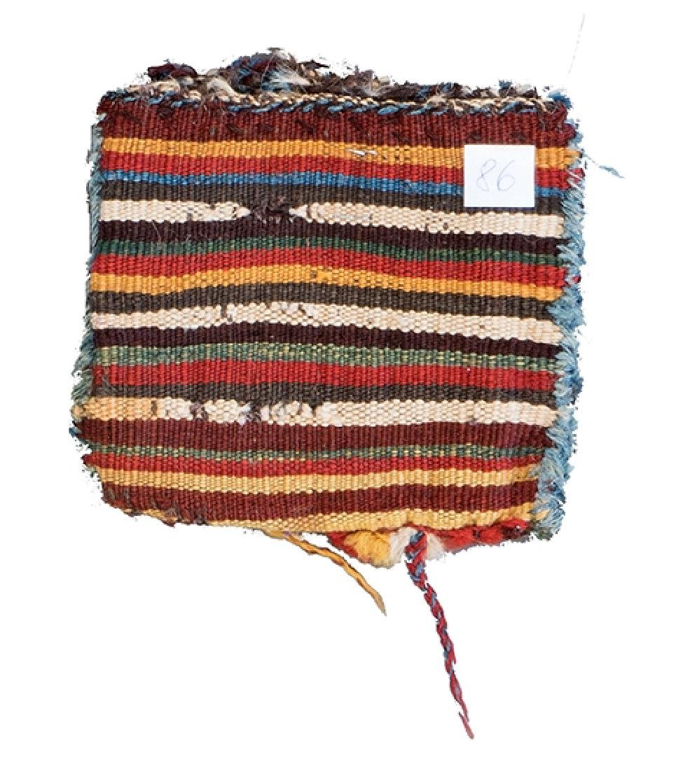 SHAHSAVAN SUMAKH BAG 14 x 14 cm (5in. x 5in.) - 2
