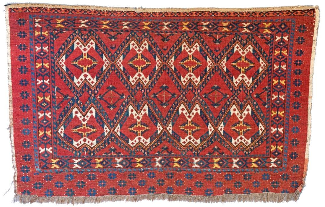 ERSARI CHUVAL 150 x 92 cm (4ft. 11in. x 3ft.) - 2