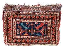 AFSHAR BAG FACE 30 x 22 cm 1ft x 9in Persia second