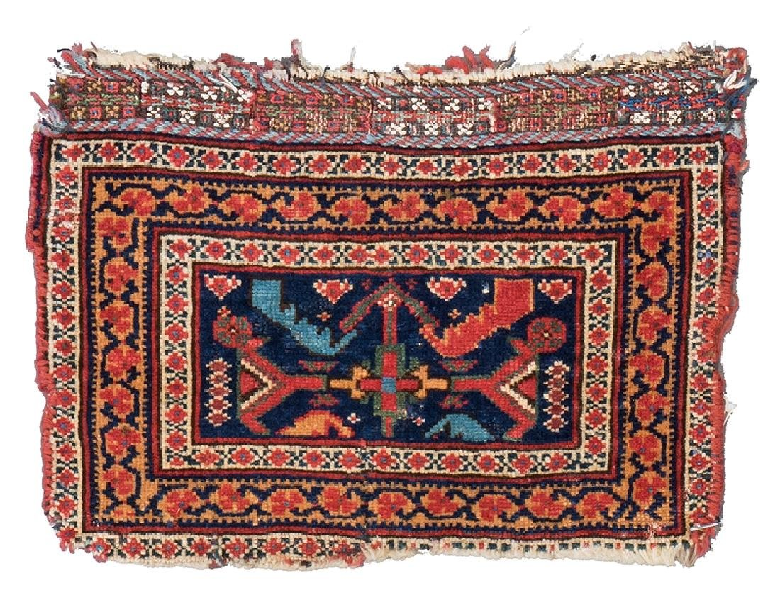 AFSHAR BAG FACE 30 x 22 cm (1ft. x 9in.) Persia, second