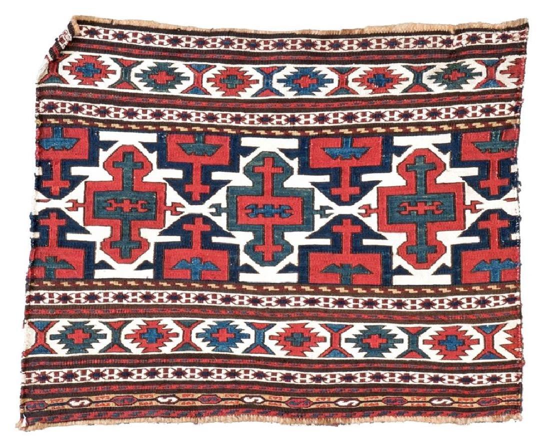 SHAHSAVAN SUMAKH PANEL 55 x 44 cm (1ft. 10in. x 1ft.