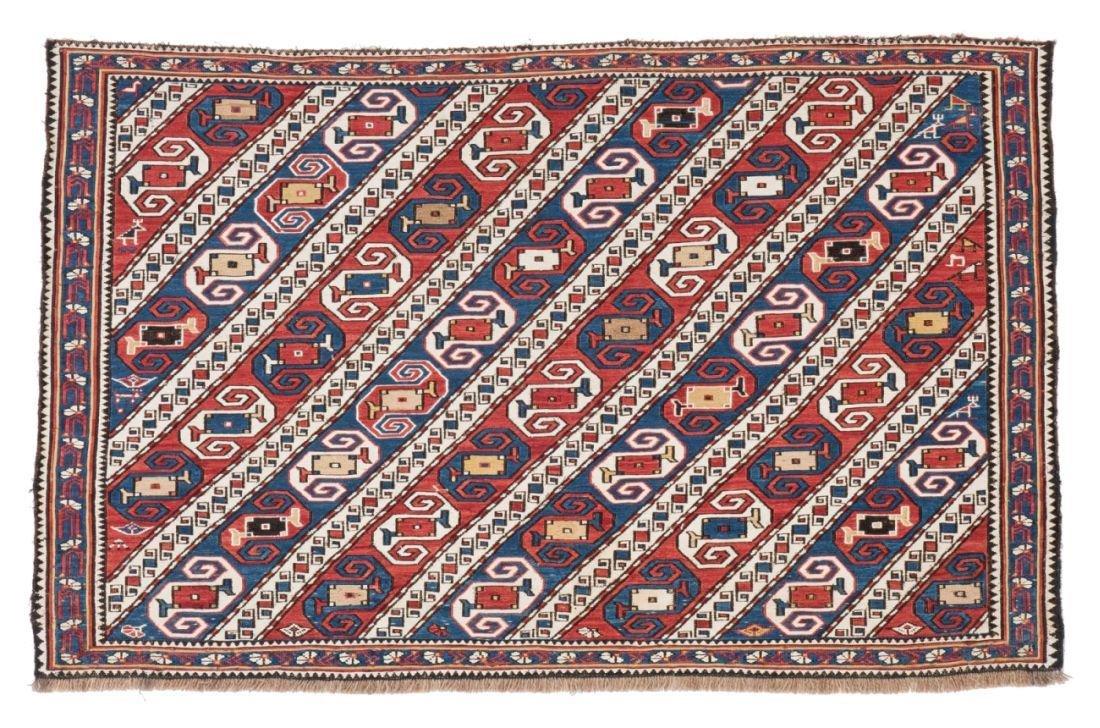 SHAHSAVAN SUMAKH PANEL 103 x 64 cm (3ft. 5in. x 2ft.