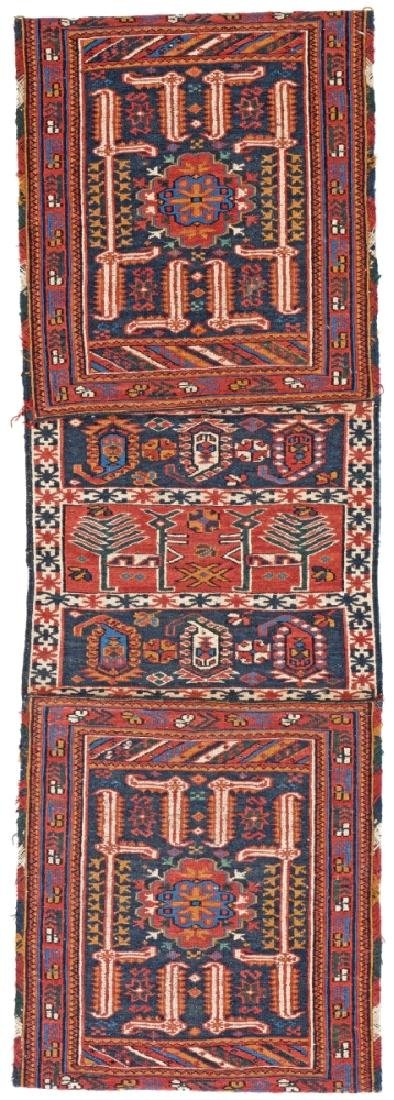 SHIRVAN SUMAKH DOUBLEBAG 135 x 45 cm (4ft. 5in. x 1ft.