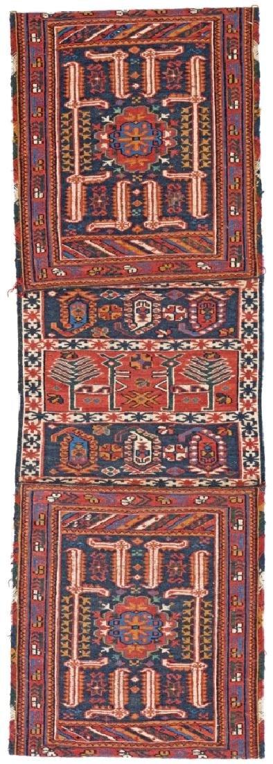 SHIRVAN SUMAKH DOUBLEBAG 135 x 45 cm (4ft. 5in. x 1ft.
