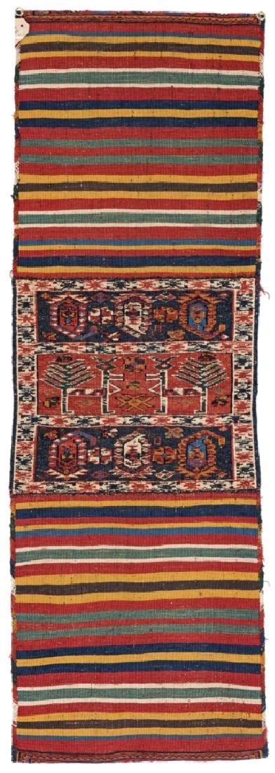 SHIRVAN SUMAKH DOUBLEBAG 135 x 45 cm (4ft. 5in. x 1ft. - 2