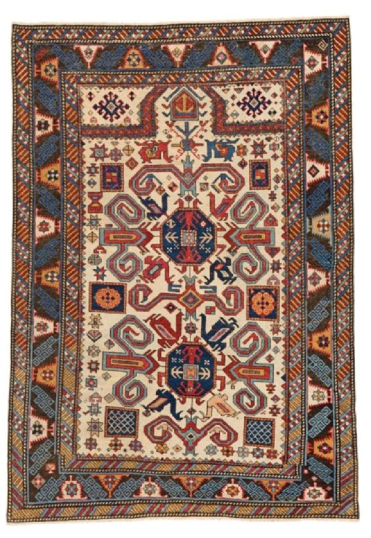 PEREPEDIL PRAYER RUG 137 x 96 cm (4ft. 6in. x 3ft.