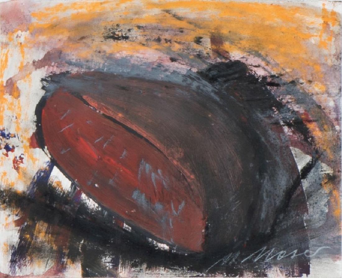 MARIA MOSER (1948 FRANKENBURG) o. T., 1980er-Jahre