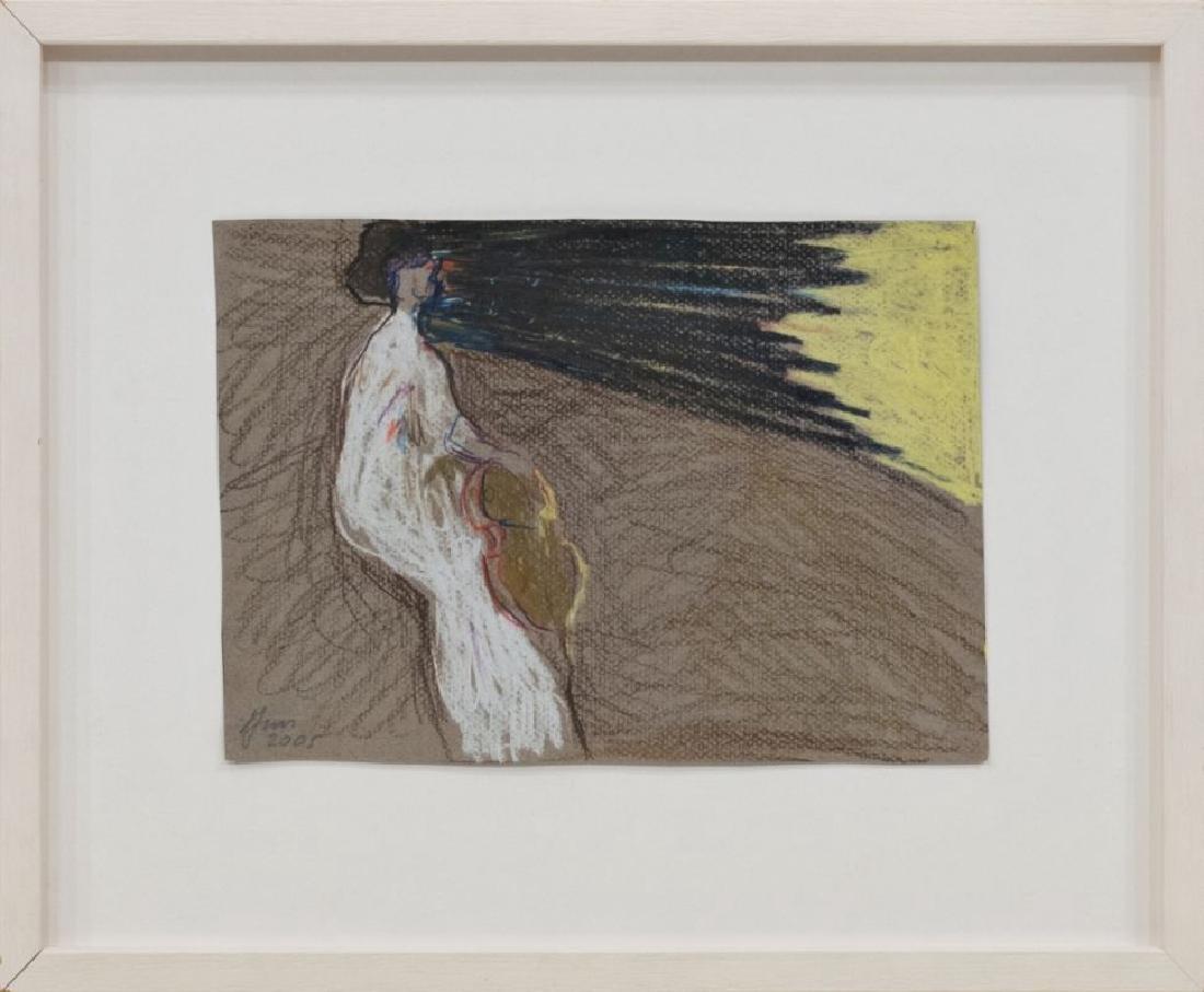 GÜNTER BRUS (1938 Ardning) o.T., 2005