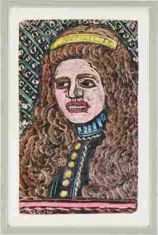 FRANZ VON ZÜLOW (1883 WIEN - 1963 WIEN) o. T., 1912