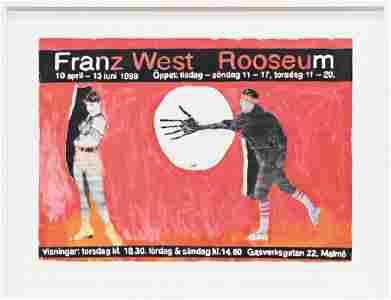 FRANZ WEST (1947 WIEN - 2012 WIEN) o.T., 2001