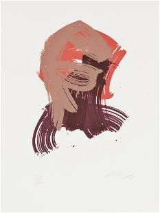 JOSEF MIKL (1929 WIEN - 2008 WIEN) BÜSTE, 1980er-Jahre