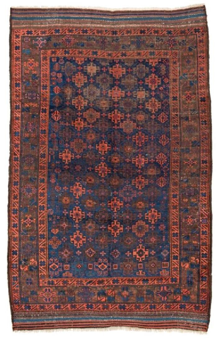 Baluch 260 x 160 cm (8ft. 6in. X 5ft. 3in.) Persia, ca.