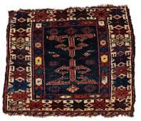 Bakhtiari Bagface 55 x 47 cm (1ft. 10in. X 1ft. 7in.)