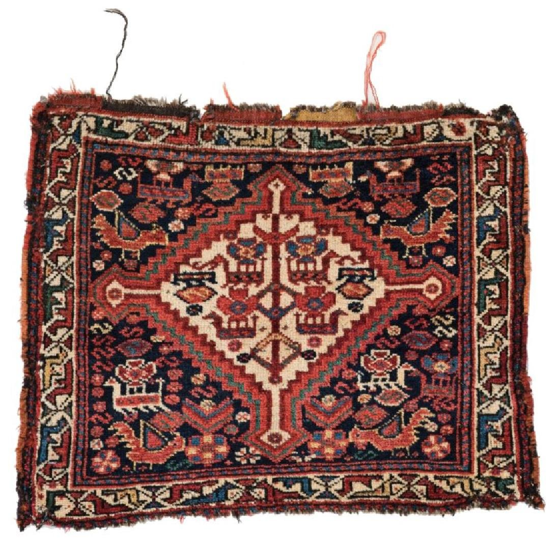 Chamseh Bagface 60 x 50 cm (2ft. X 1ft. 8in.) Persia,