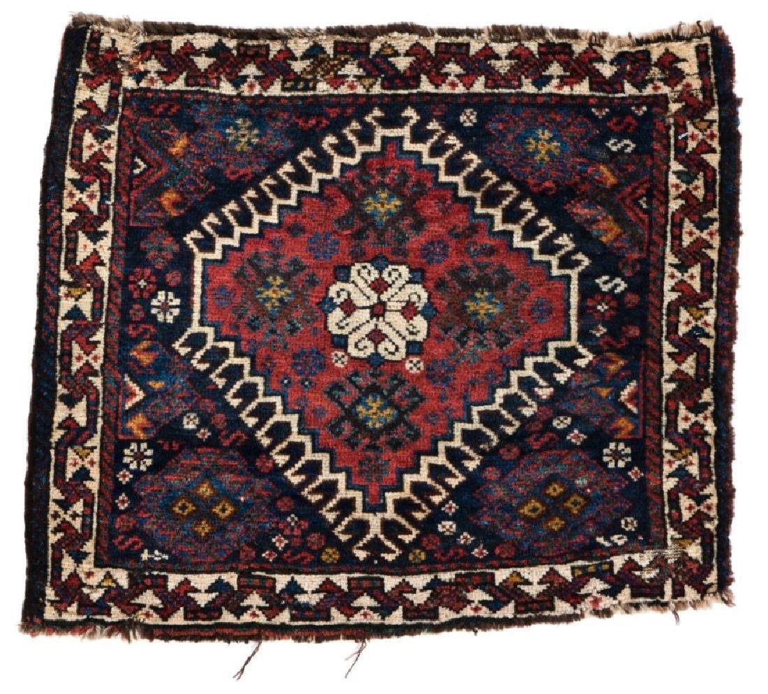 Chamseh Bagface 60 x 52 cm (2ft. X 1ft. 8in.) Persia,