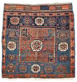Baluch Bagface 80 x 76 cm (2ft. 7in. X 2ft. 6in.)