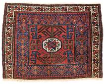 Baluch Bagface 88 x 68 cm (2ft. 11in. X 2ft. 3in.)