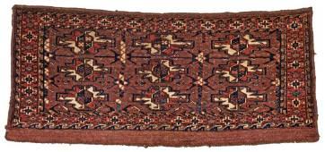 Yomut Torba 96 x 45 cm (3ft. 2in. X 1ft. 6in.)