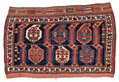 Afshar Bagface 96 x 61 cm (3ft. 2in. X 2ft.) Persia,