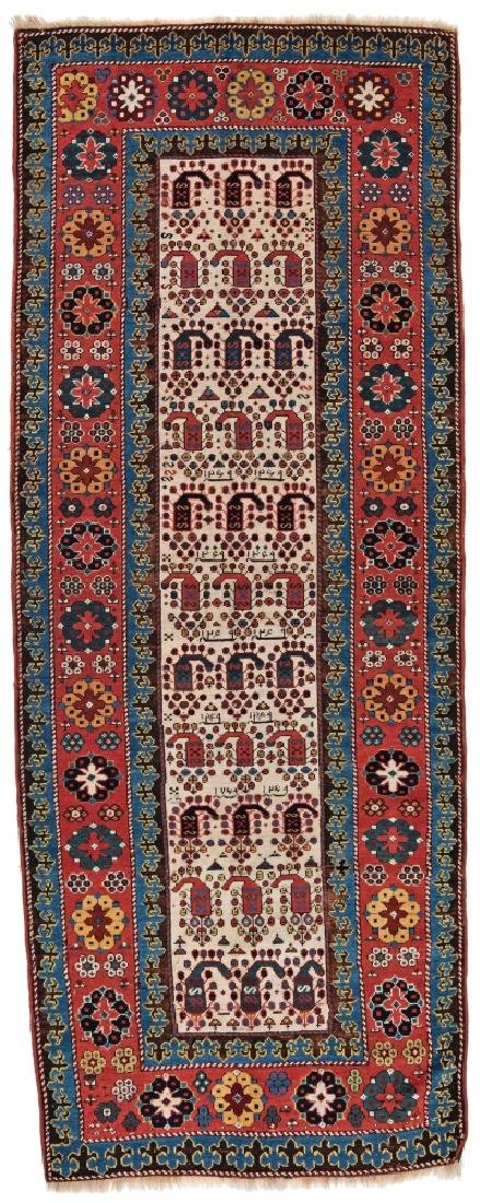 Talish 282 x 102 cm (9ft. 3in. X 3ft. 4in.) Caucasus,