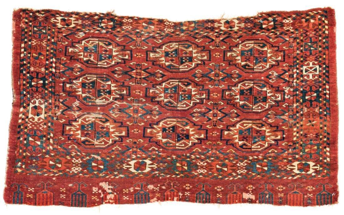 Kizil Ayak Chuval 125 x 77 cm (4ft. 1in. X 2ft. 6in.)