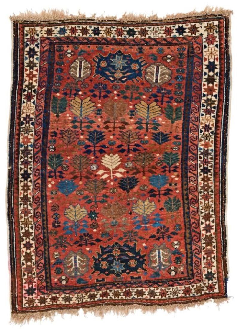 Derbent 130 x 95 cm (4ft. 3in. X 3ft. 1in.) Caucasus,