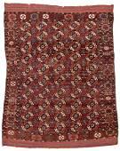 Tekke Main Carpet 247 x 191 cm (8ft. 1in. X 6ft. 3in.)