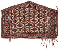 Yomut Asmalyk 116 x 77 cm Turkmenistan, late 19th